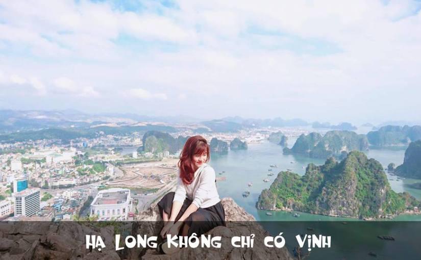 Hà Nội - Vịnh Hạ Long - Hang Sửng Sốt - Đảo Ti Tốp 2N1Đ + Ngủ Thuyền 5*