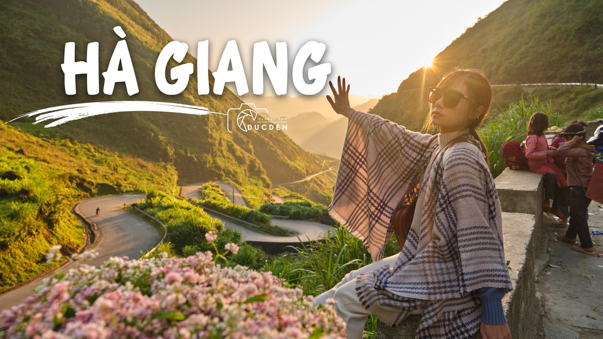 Hà Nội - Hà Giang - Hoàng Su Phì - Bản Phùng - Đèo Gió - Thác Tiên 2N1Đ