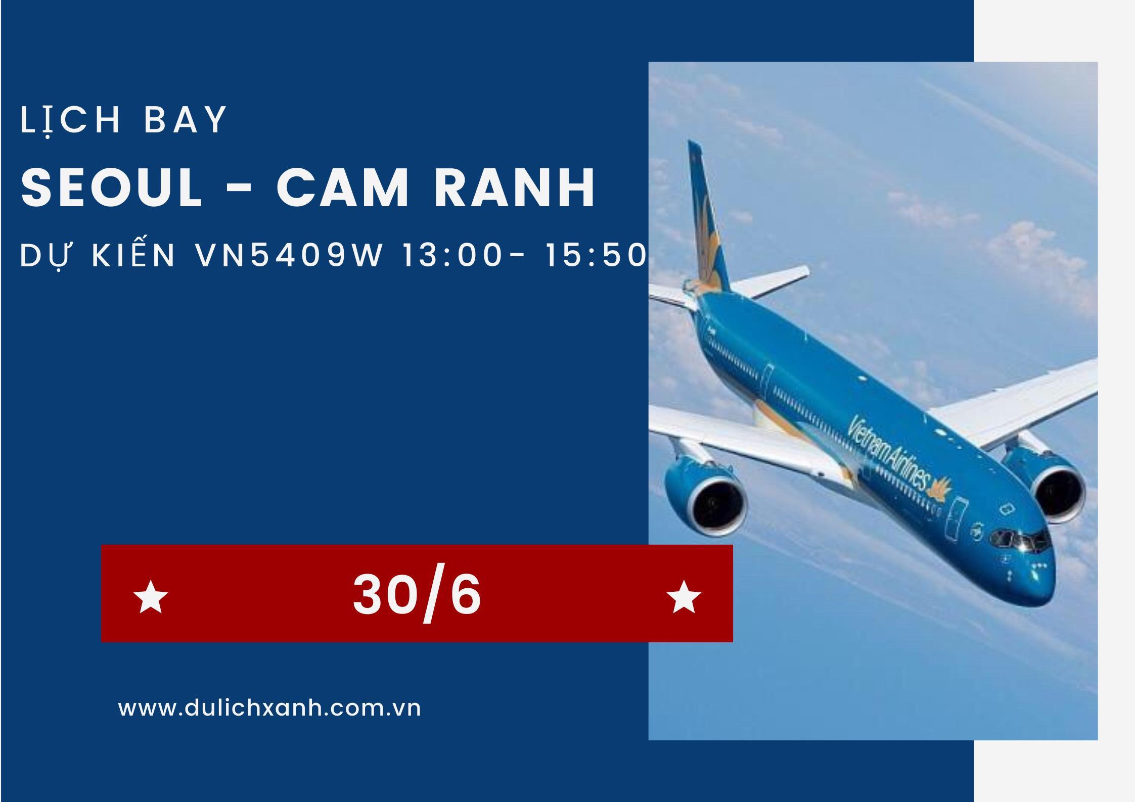 Vé máy bay Hàn Quốc về Việt Nam Tháng 6 + KS cách ly