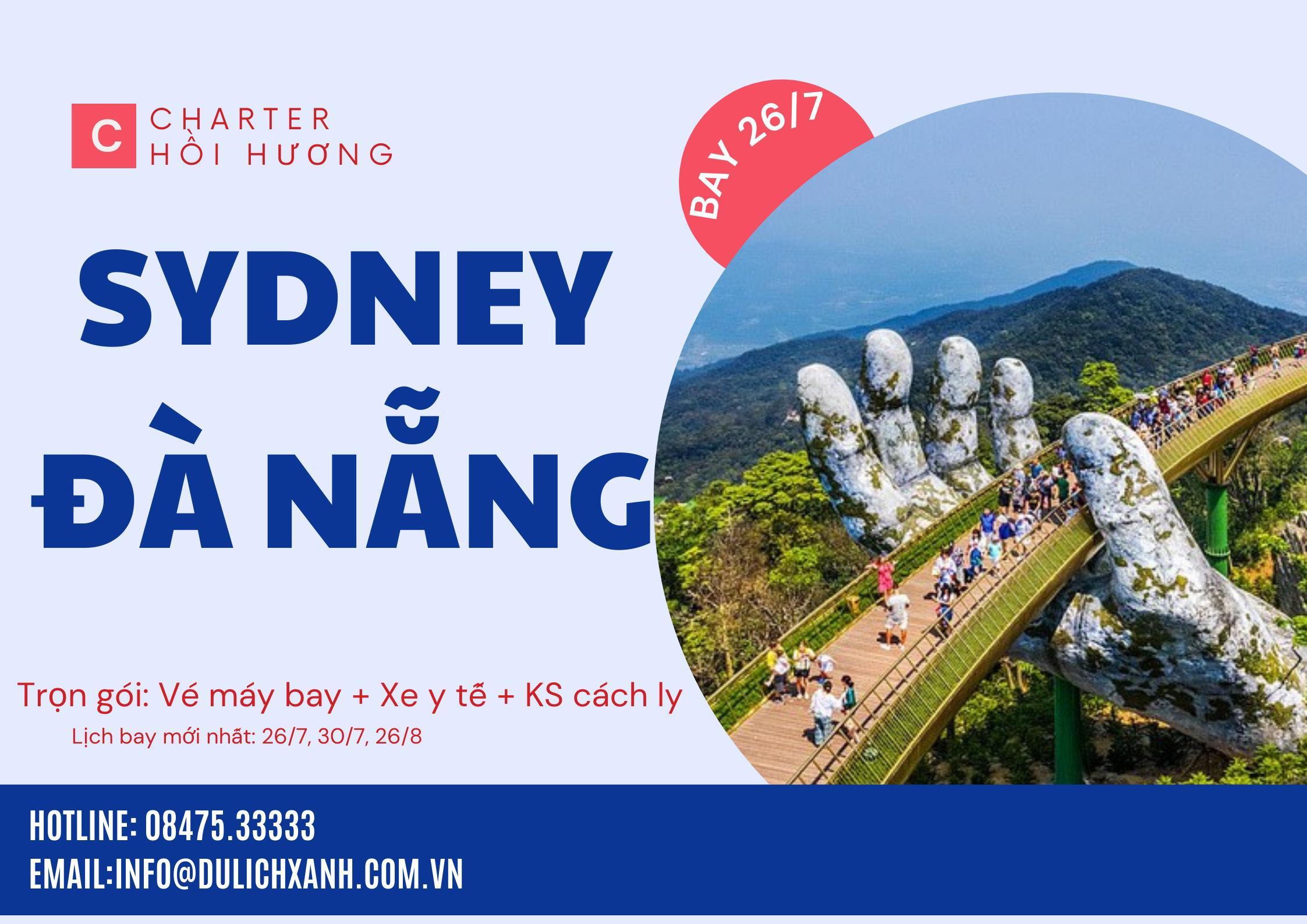 Cập nhật chuyến bay tháng 7 từ Úc về Việt Nam