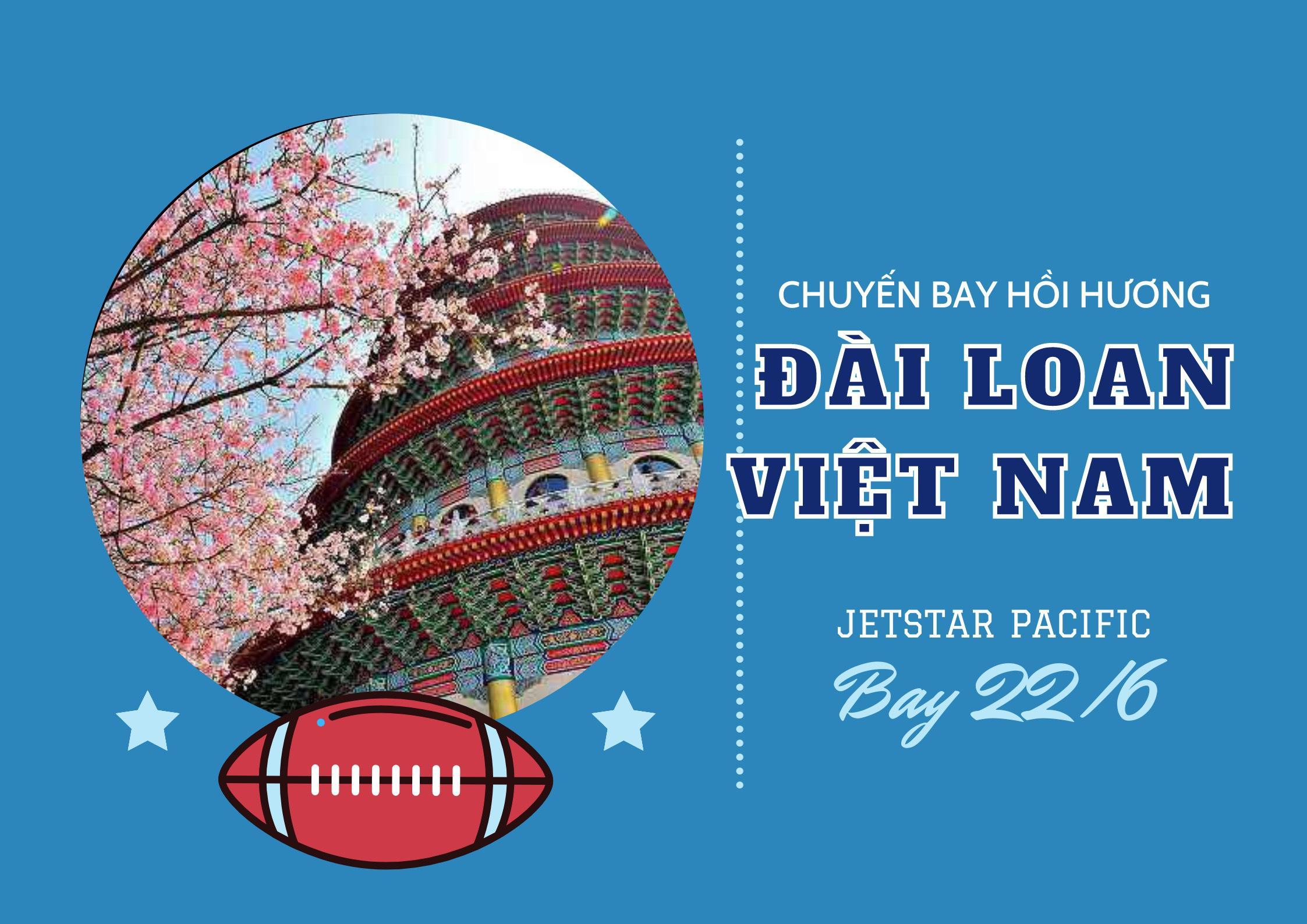 Chuyến bay hồi hương từ Đài Loan về Việt Nam tháng 6