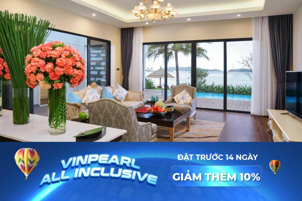 [Nha Trang] Du lịch an toàn - Nghỉ dưỡng trọn vẹn 22 ngày 21 đêm Vinpearl Resort & Spa Long Beach Nha Trang