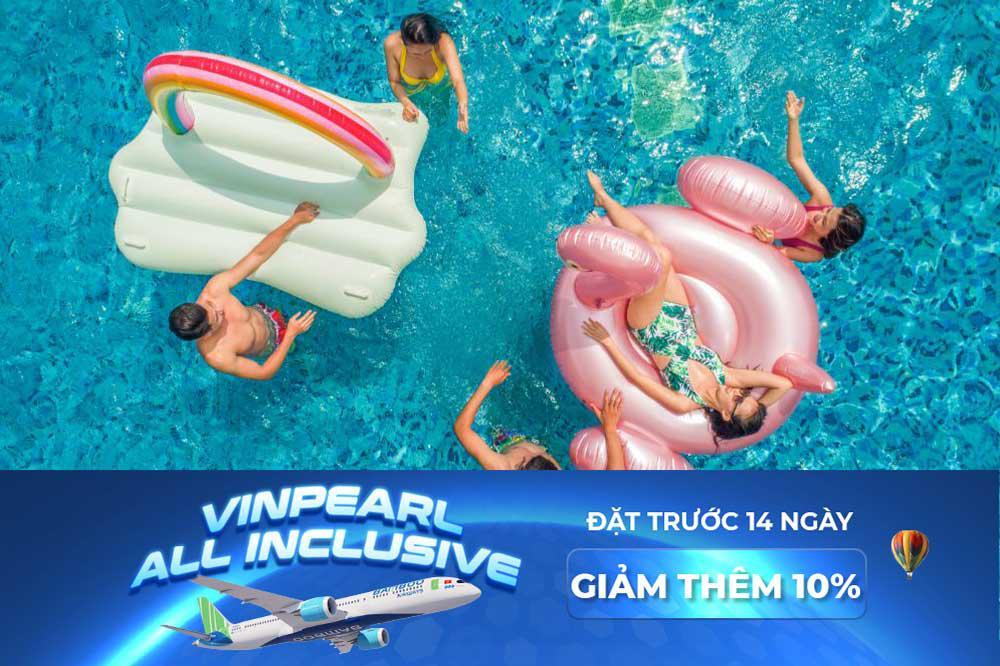 [HCM - Nha Trang] Du lịch an toàn - Nghỉ dưỡng trọn vẹn 6N5Đ | VMB Bamboo Airways + Villa 4PN