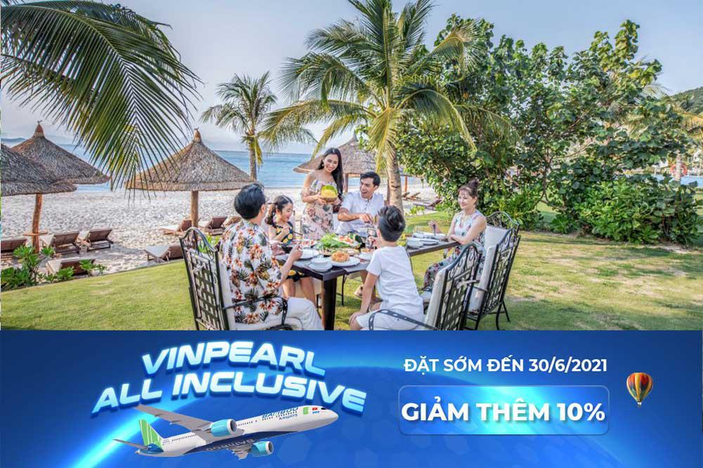 [HCM-Phú Quốc] Du lịch an toàn - Nghỉ dưỡng trọn vẹn 5N4Đ | VMB Bamboo Airways + Villa 4PN