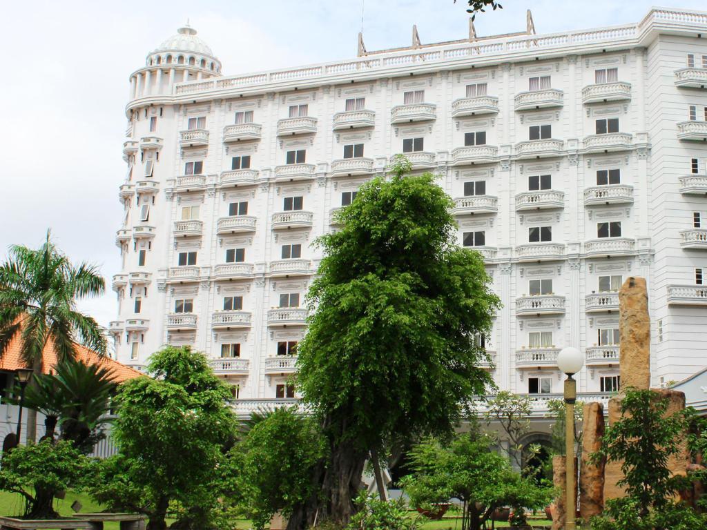 Khách sạn Sài Gòn Park Hotel 3 sao cách ly tại Bình Dương