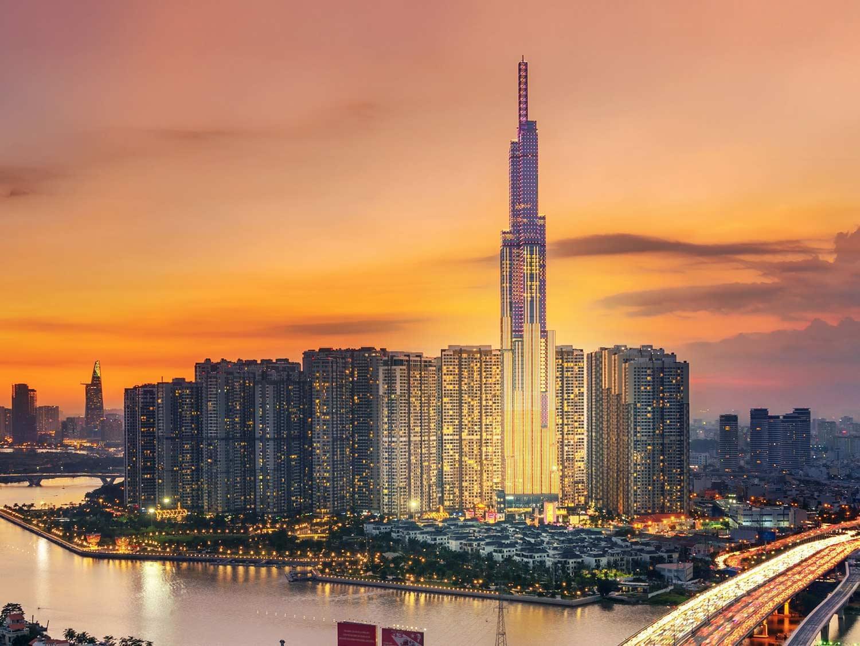 Đặt phòng Vinpearl Luxury Landmark 81 Sài Gòn giá siêu rẻ