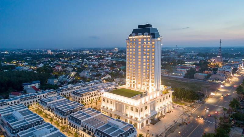 Khách sạn 5 sao Vinpearl Tây Ninh cách ly