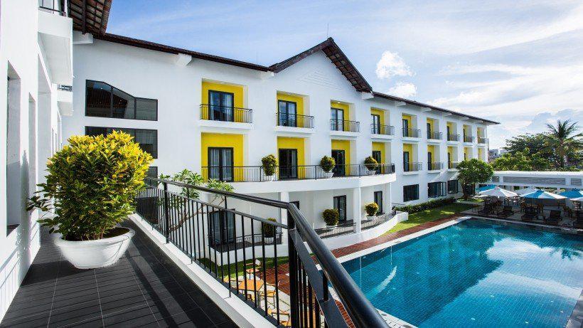 Khách sạn ÊMM Hội An 4 sao cách ly tại Quảng Nam