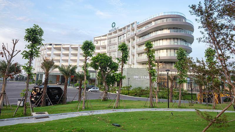 Khách sạn Dic Star Hotel 5 sao cách ly tại Vĩnh Phúc