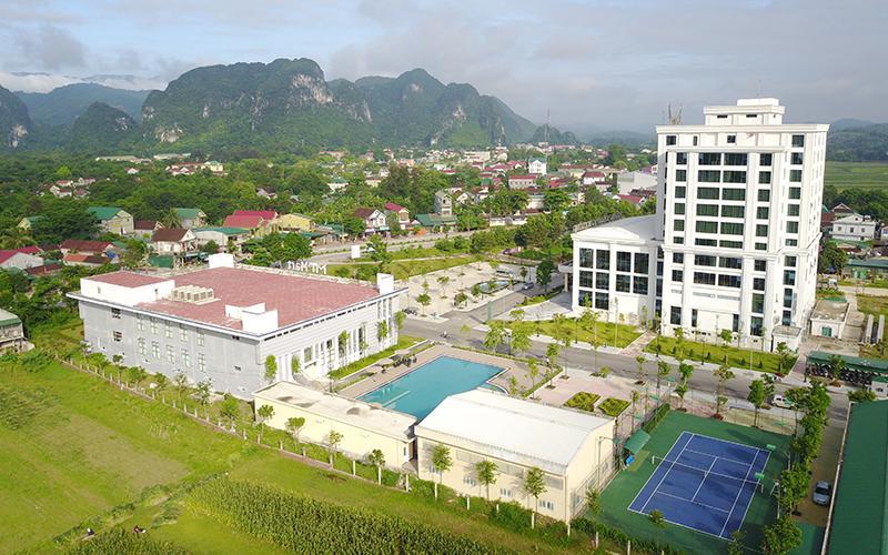 Khách sạn Mường Thanh 5 sao cách ly tại Nghệ An
