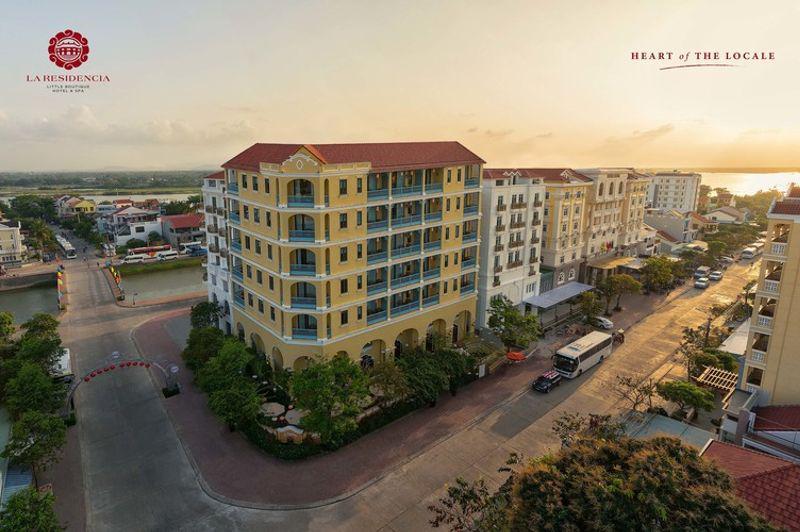 Khách sạn La Residence Boutique Hotel 4 sao  cách ly tại Hội An