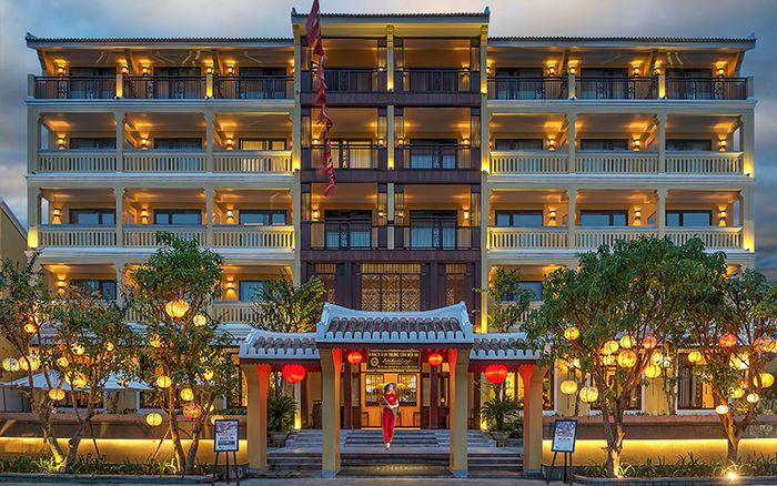 Khách sạn Little Beach Hotel 4 sao cách ly tại Hội An