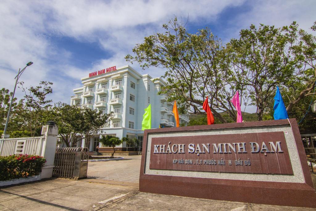 Khách sạn Minh Đạm Hotel 3 sao cách ly tại Vũng Tàu