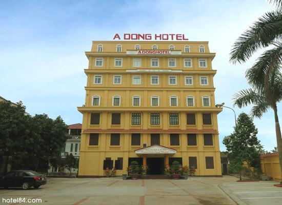 Khách sạn Á Đông Hotel 3 sao cách ly tại Hưng Yên