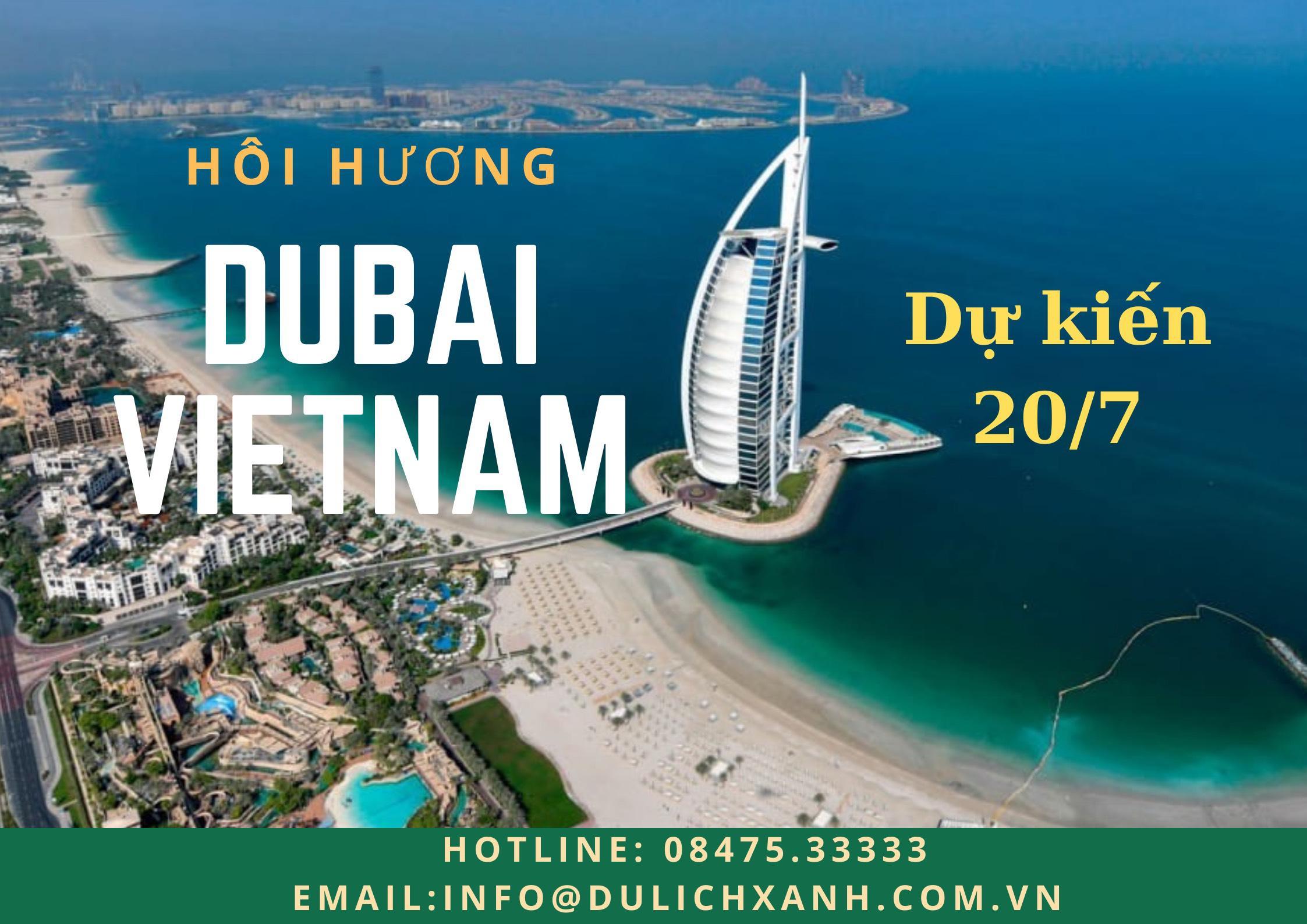 Chuyến bay đón người Việt từ Dubai về Việt Nam ngày 20/7