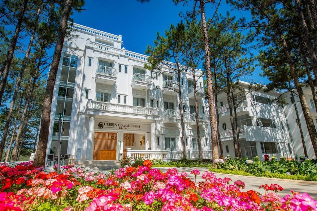 Combo Đà Lạt 3 ngày 2 đêm - Khách sạn Cereja Hotel & Resort 4 sao + vé MB