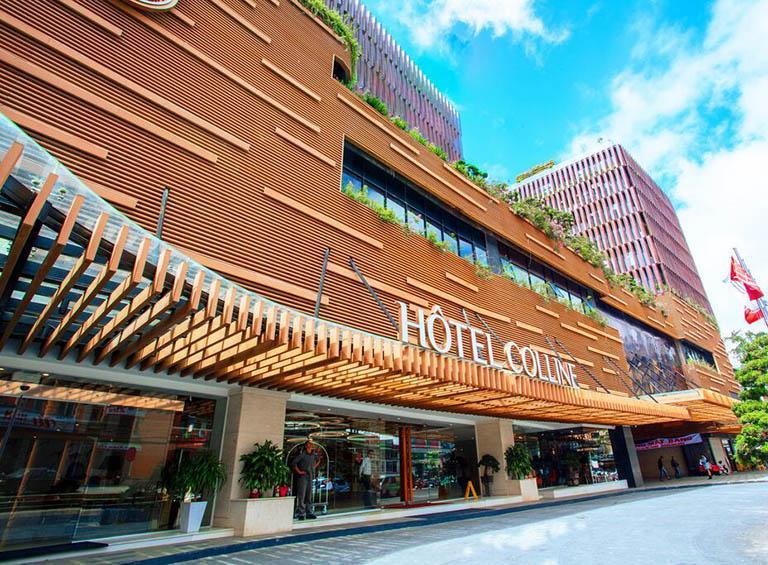 Combo 3N2D Hotel Colline Đà Lạt + Vé máy bay từ Hải Phòng