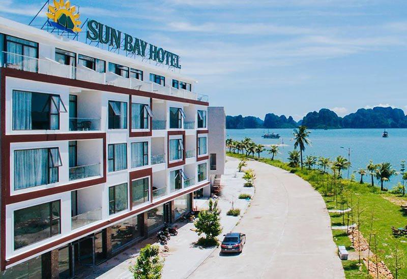 Combo Hạ Long 2N1Đ Sunbay Hotel Tuần Châu 3* + Xe Limousine