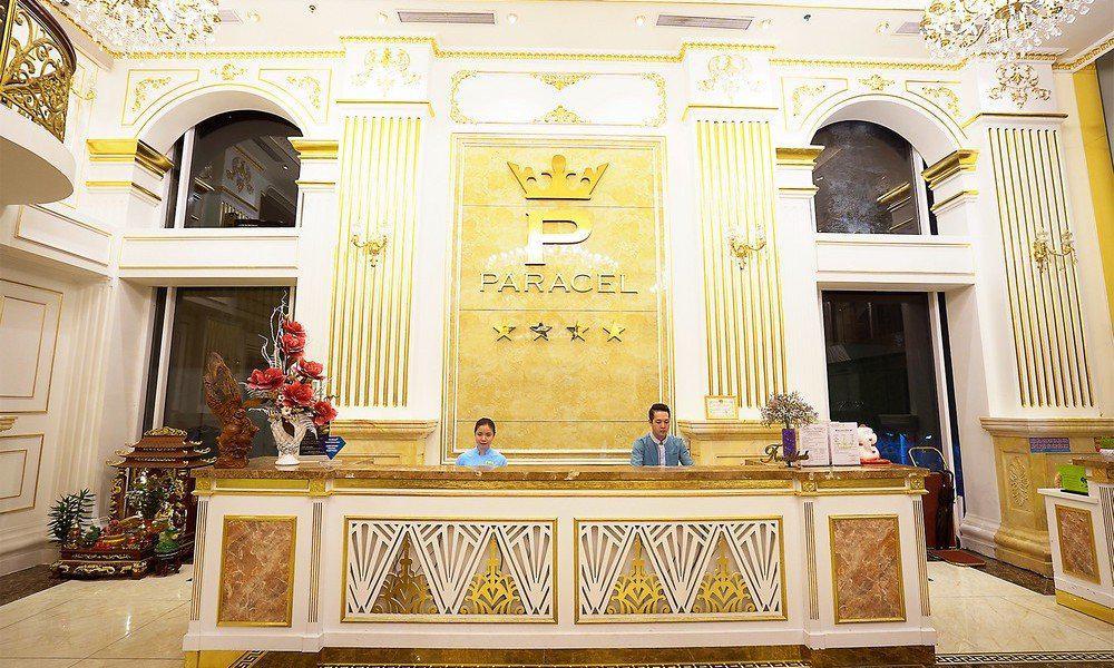 Combo 3N2D ở Khách Sạn PARACEL Đà Nẵng 4 sao