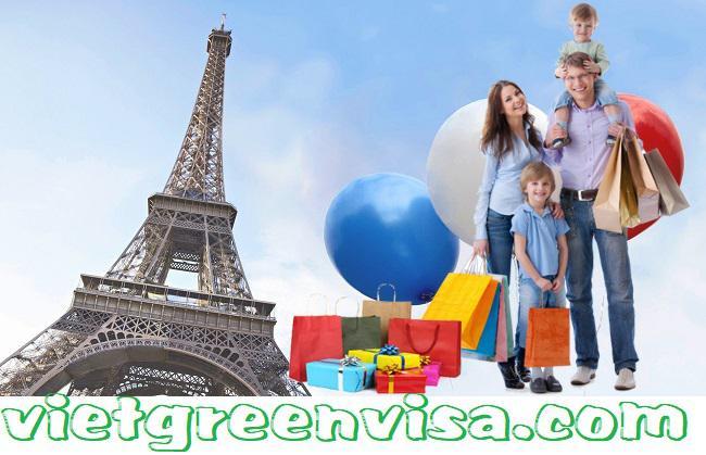 Dịch vụ khai form online visa Pháp - Điền nhanh Trả kết quả ngay + Miễn phí đặt lịch hẹn visa Pháp