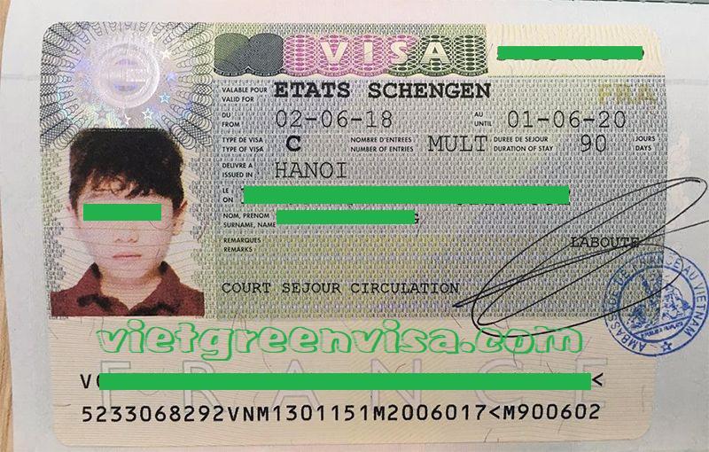 Dịch vụ đặt lịch hẹn nộp hồ sơ visa Pháp - Trả nhanh kết quả