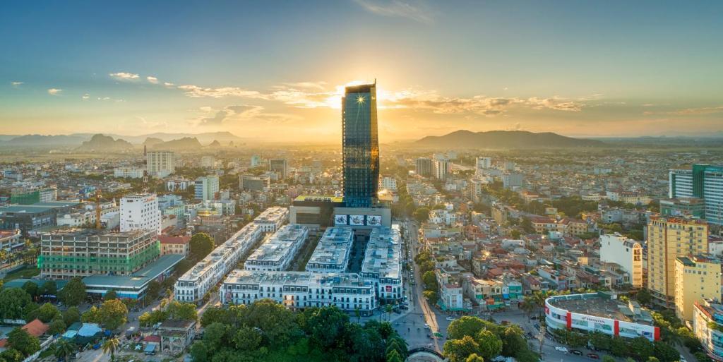 Khách sạn 5 sao Vinpearl Hotel cách ly tại Thanh Hóa
