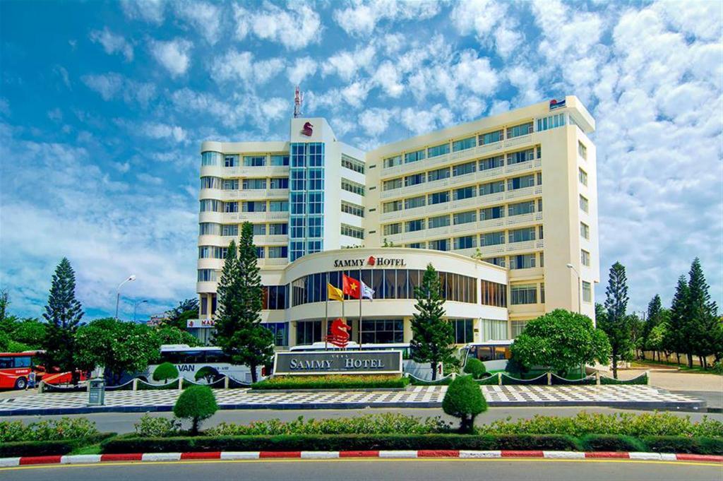 Khách sạn Sammy Hotel 3 sao cách ly tại Vũng Tàu