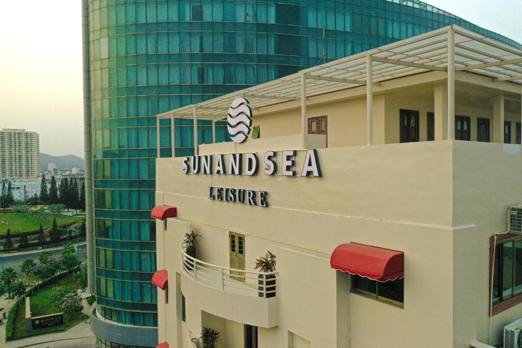 Khách sạn Sun and Sea Leisure Hotel cách ly tại Vũng Tàu