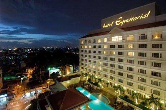Khách Sạn Equatorial Hotel 5 sao cách ly trọn gói tại Hồ Chí Minh