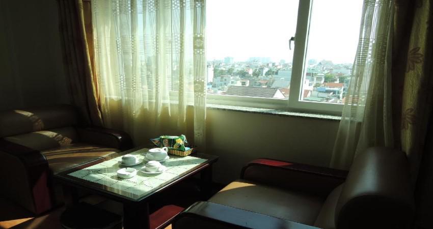 Khách sạn Đức Minh 2 sao cách ly tại Hồ Chí Minh