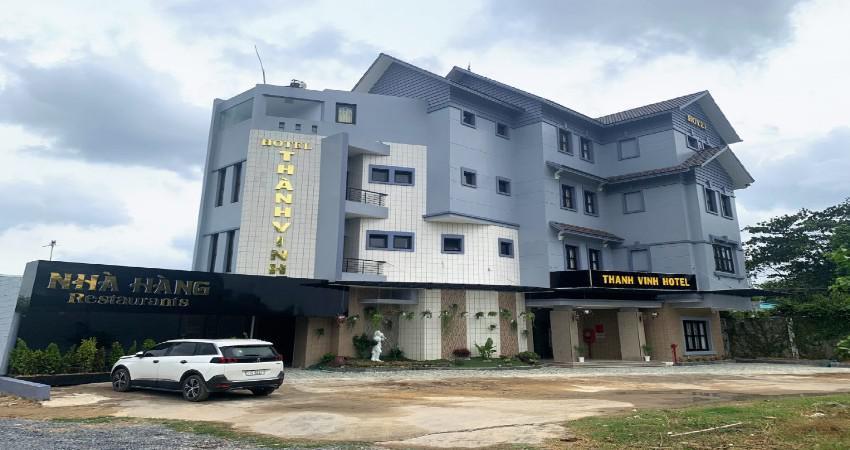 Khách sạn Thành Vinh 2 sao cách ly tại Củ Chi