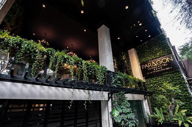 Khách Sạn 4 sao Paragon Hotel cách ly tại Sài Gòn