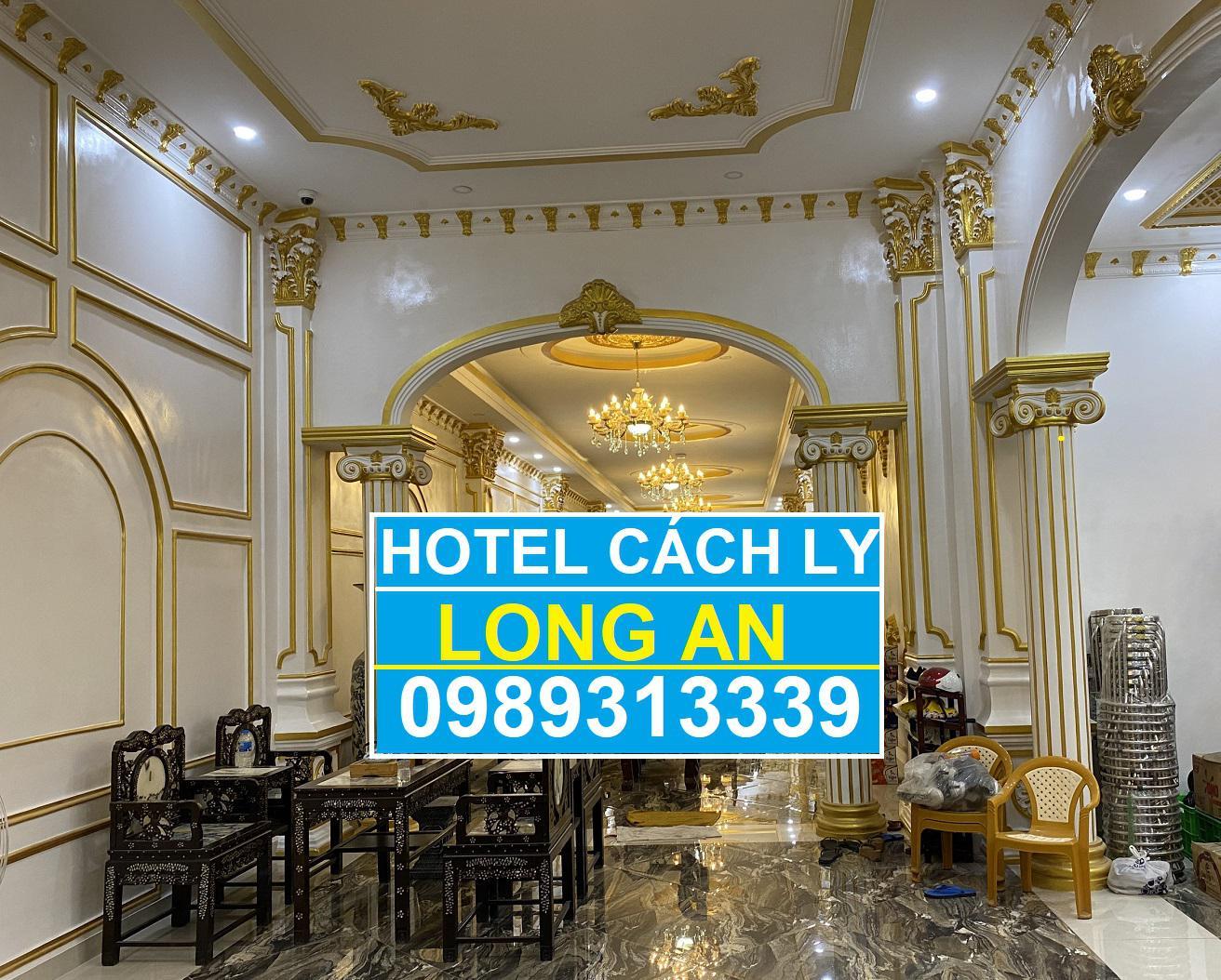 Danh sách khách sạn Cách ly tại Long An mới nhất
