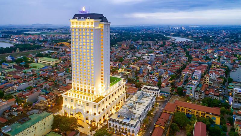 Khách sạn cách ly Vinpearl Condotel Phủ Lý, Hà Nam