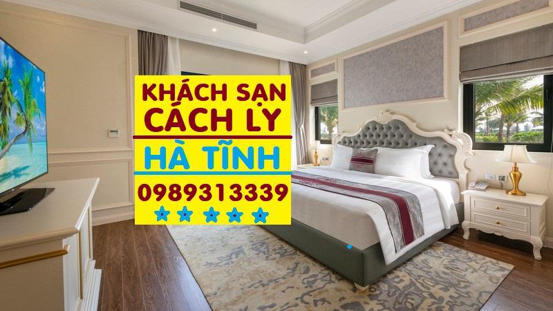Danh sách khách sạn cách ly trọn gói tại Hà Tĩnh cho F1, chuyên gia