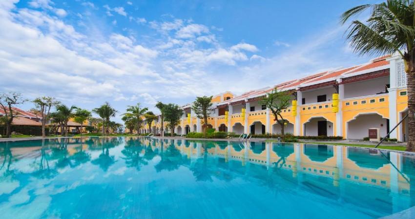 Khách sạn Hội An Memories Resort & Hotel cách ly F1, chuyên gia