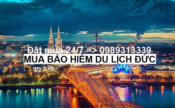 Đại lý bảo hiểm du lịch Đức uy tín tại Hà Nội, Hồ Chí Minh