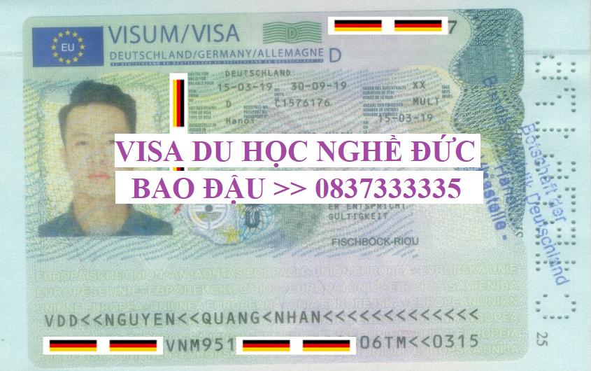Xin visa du học nghề Đức uy tín Hà Nội, Hồ Chí Minh