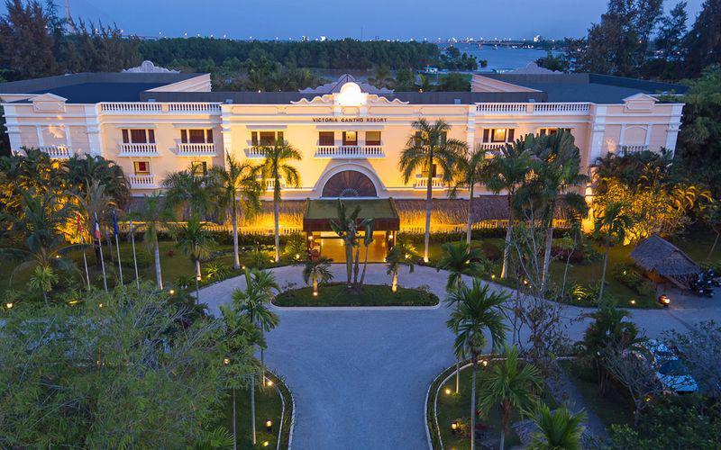 Khách sạn Victoria Cần Thơ Resort cách ly F1, chuyên gia