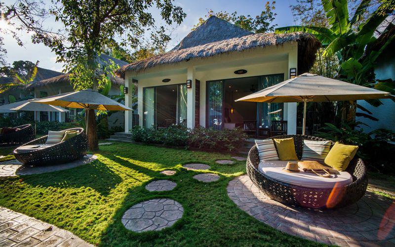 Khách sạn Seava Hồ Tràm Resort Vũng Tàu cho cách ly F1, chuyên gia
