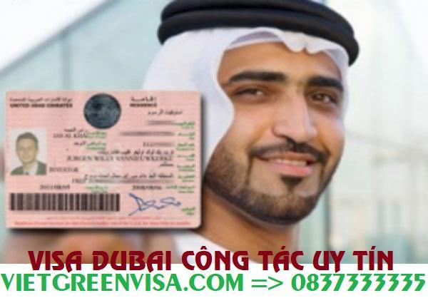 Dịch visa Dubai công tác dự Hội chợ Expo Dubai 2020 tại UAE
