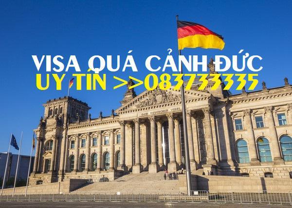 Xin visa quá cảnh qua Đức, visa Đức transit uy tín