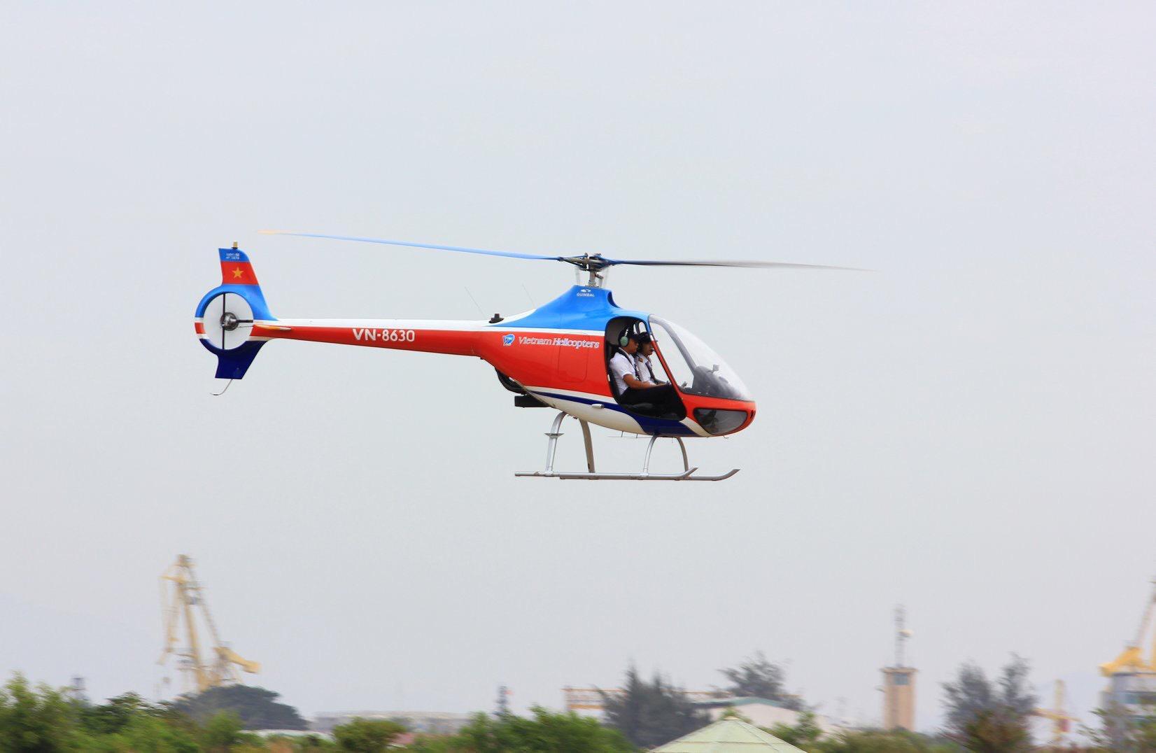 Tour trực thăng Vũng Tàu 45 phút chỉ 9.000.000đ