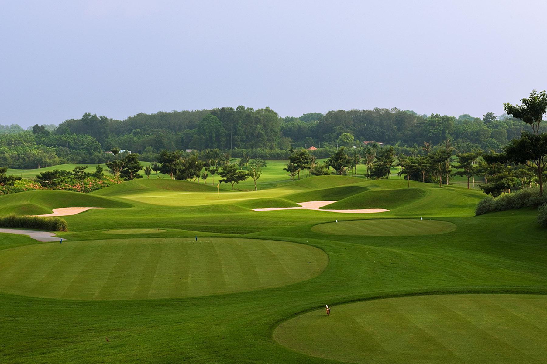 Sân golf Đầm Vạc, Heron Lake Golf Course & Resort - 18 hố - Ngày thường