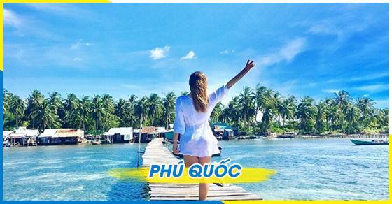 Hà Nội - Phú Quốc 4 Ngày 3 Đêm Bay Vietnam Airlines