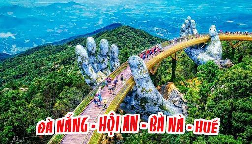 Hà Nội - Huế - Đà Nẵng - Bà Nà Hill - Hội An 4 Ngày 3 Đêm Bay Vietnam Airlines