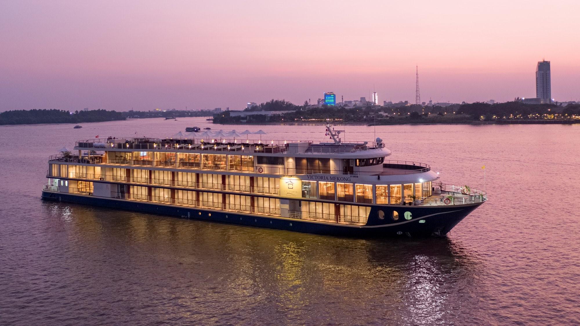 Du thuyền Victoria Mekong khám phá Cần Thơ - Châu Đốc 3 Ngày 2 đêm