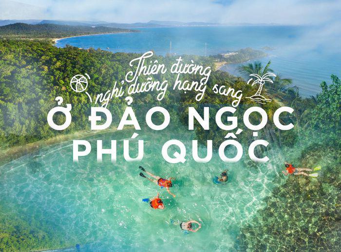 Tour Cao Cấp Phú Quốc 3N2D: Kỳ Nghỉ Tuyệt Vời