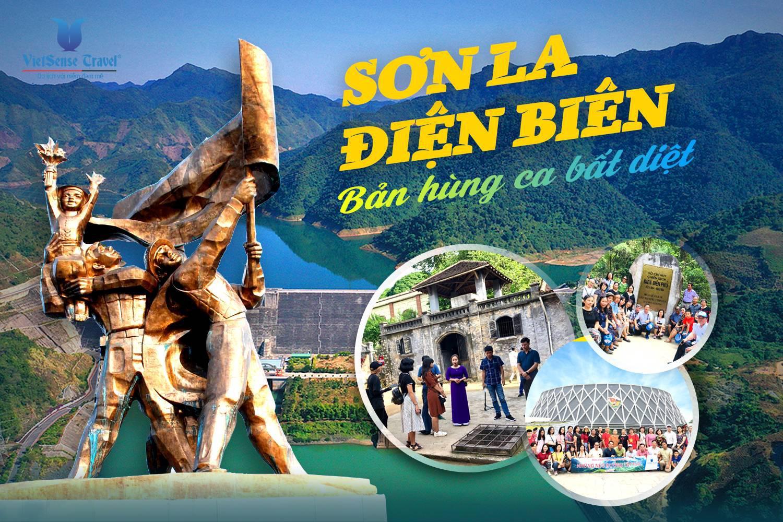 Tour Miền Bắc 4N3D: Mộc Châu - Sơn La - Điện Biên - Lai Châu - Sapa