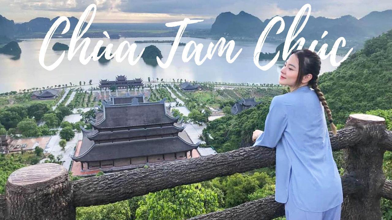 Tour Tam Chúc Bà Đanh 1 ngày | Vãn cảnh chùa giữa non nước hùng vĩ